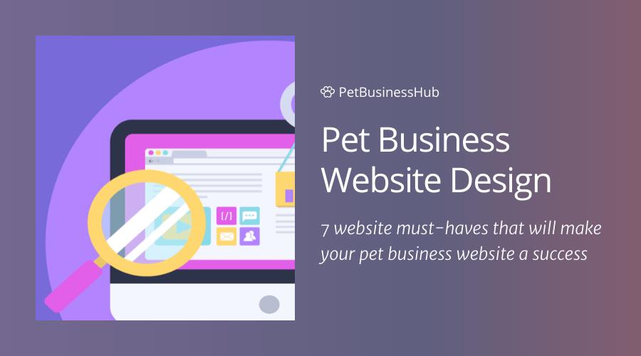 Dog Walking Web Design